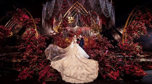 三木婚礼:浪漫的精髓在于它充满着种种可能