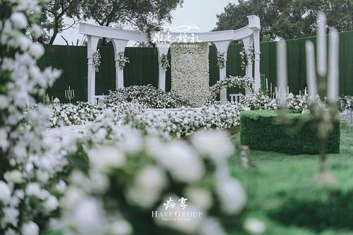 鼎尚婚礼策划案例《不负时光、不负爱》