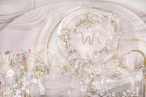 """乐美婚礼:穿越星辰大海,拨动爱的""""芯""""漩"""