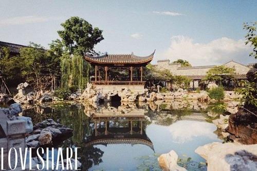 爱享Love Share:分享一场简单美好的婚礼 | 中西结发 古中见雅
