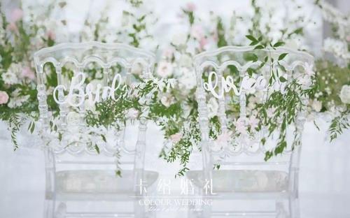 卡络婚礼:怎样才可以拥有一场纯白韩式婚礼