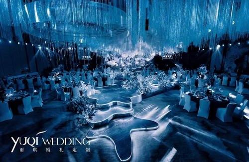 雨琪婚礼:因为你的到来,我的世界成了不冻港