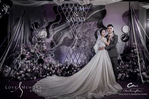 爱印记婚礼:爱·如期而至