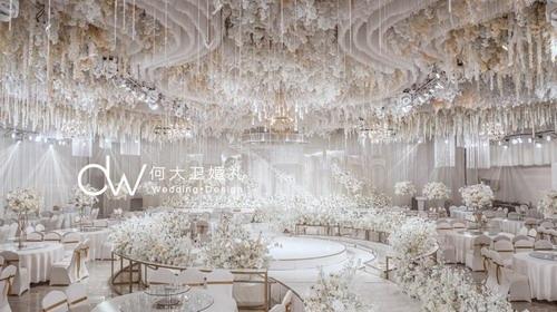 何大卫白色婚礼堂案例