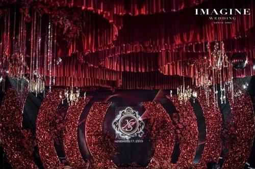 尹麦婚礼:爱如倾倒在夜幕里的酒
