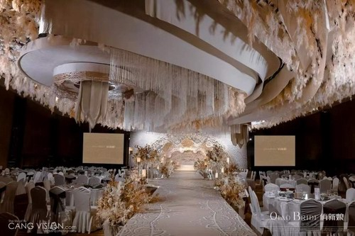俏新娘婚庆:摩洛哥风格 许你一场走过山川大海的爱恋
