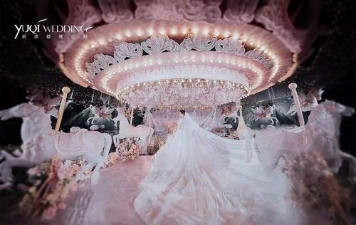雨琪婚礼: 往后余生,有且仅有