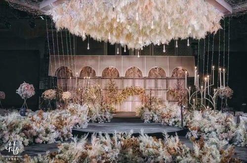 花弄影婚礼:有你存在的记忆 ,都是送给彼此最珍贵的礼物