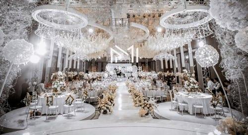 美途婚礼策划案例《蒲公英的约定》