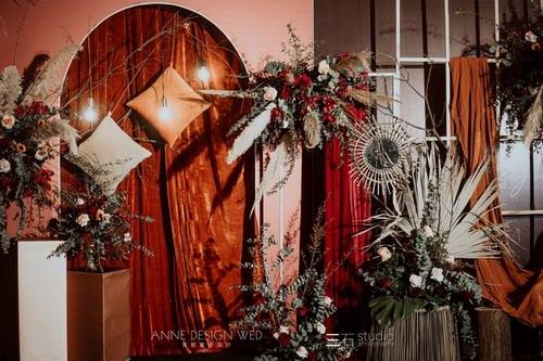 ANNE安妮宴会设计婚礼案例