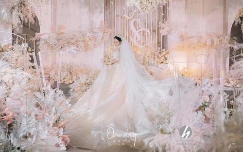 兰玉坊宴会设计婚礼策划作品《序章》