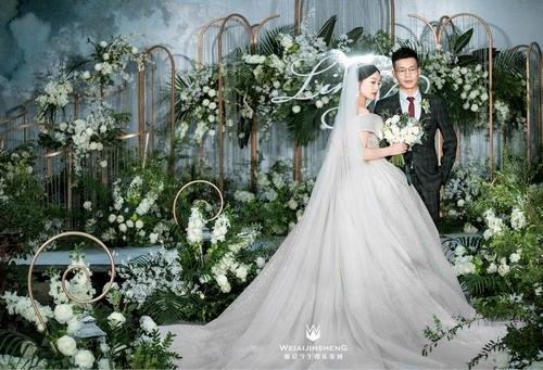 唯爱今生婚礼策划案例《忽而今夏》