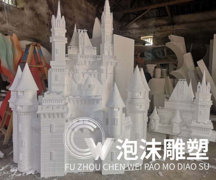 CW承伟泡沫雕塑产品系列